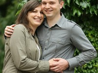 fotografia na svadobne oznamenie