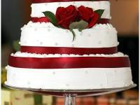 torta na hlavny stol, kolace, zakusky