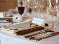 svadobne pribory riad svadobne pohare