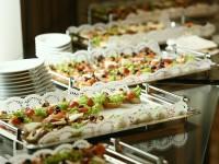 jedlo, svadobne menu