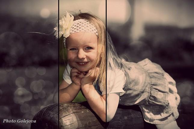 fotografie pre deti