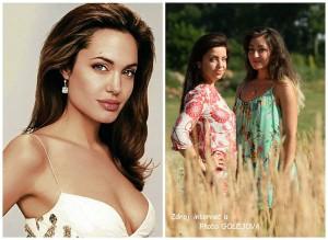 Angelina Jolie a Domca