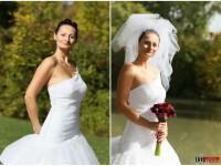 moderny svadobny zavoj