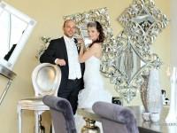 svadobne fotenie v interieri Bratislava