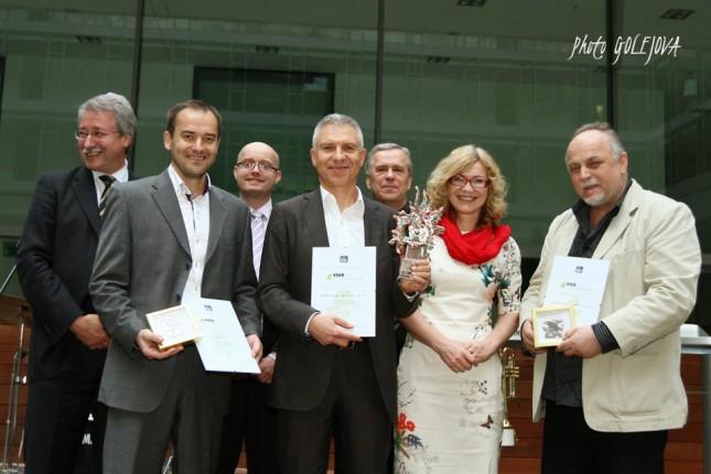 Cena VISIO 2020 za rok 2012_2013