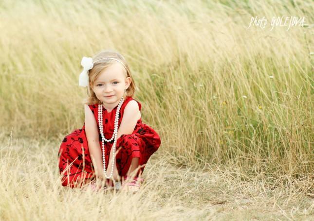 detska fotografka Blanka Golejova