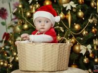 vianocne fotenie deti