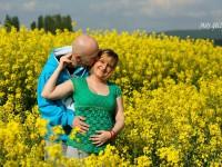 fotografovanie tehotna mamina foto