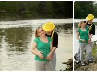 fotky pri rieke