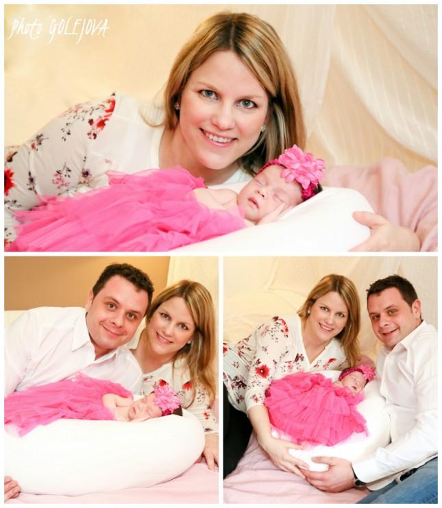 novorodena foto