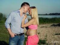 fotky brusko tehotna