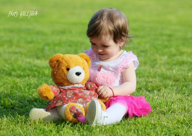 detska fotografia fotenie