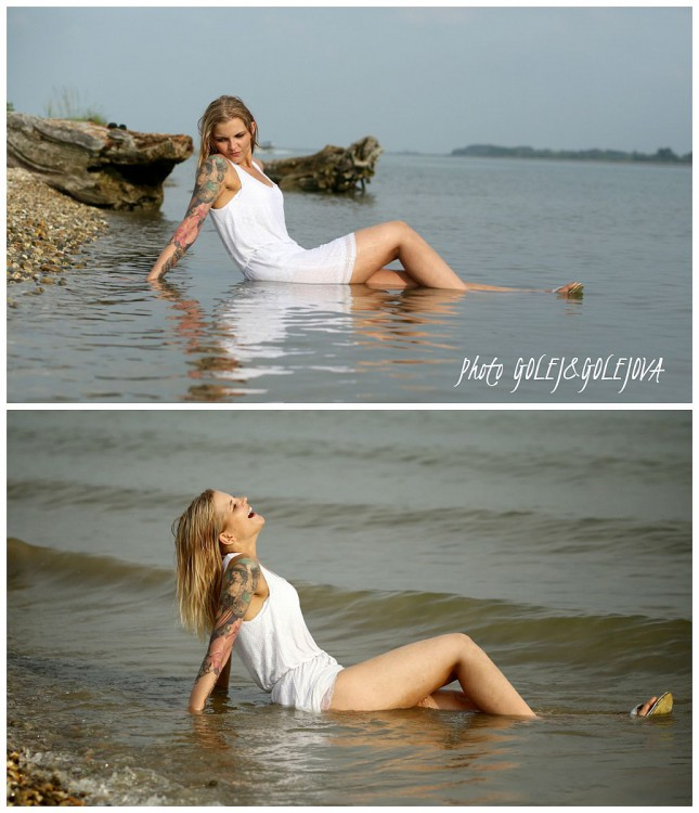 fotky vo vode
