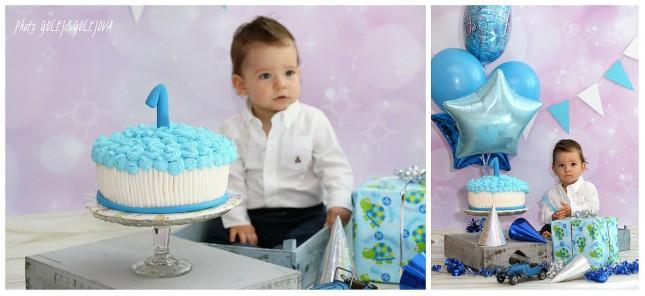 narodeninova torta pre chlapca