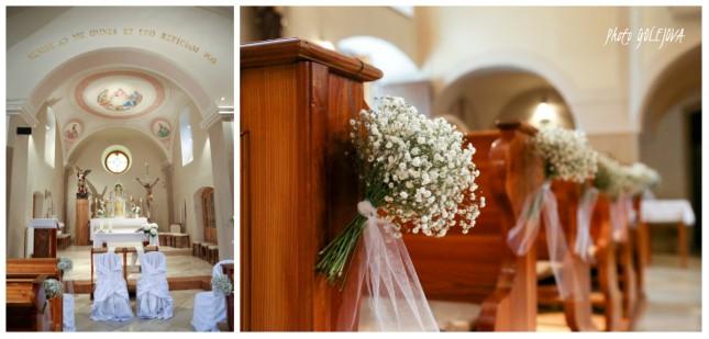 svadba kostol Cunovo