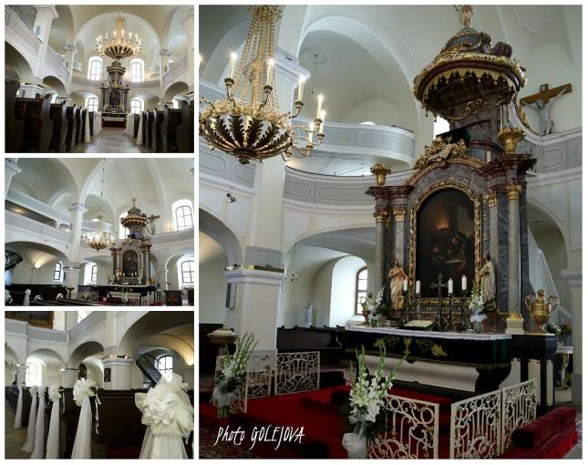evanjelicky kostol panenska svadba