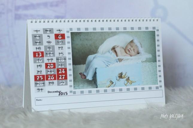 11 fotokalendar