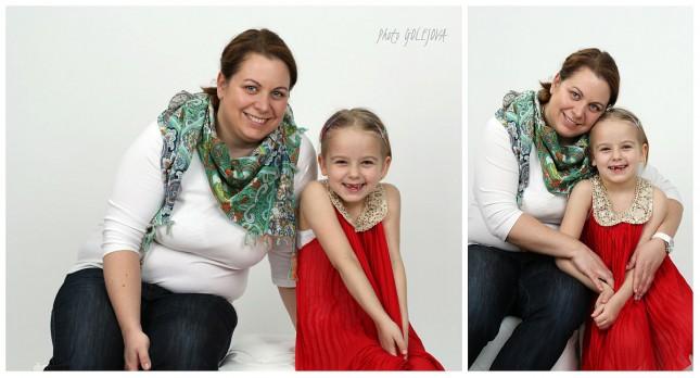 foto mama a dcera