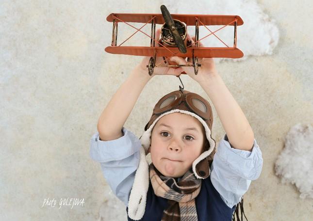 hra na letca lietadla