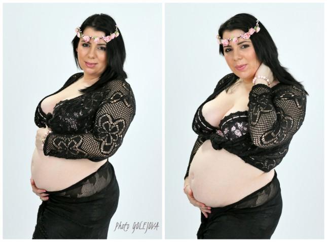 tehotenske foto