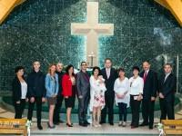 evanjelicky kostol krst
