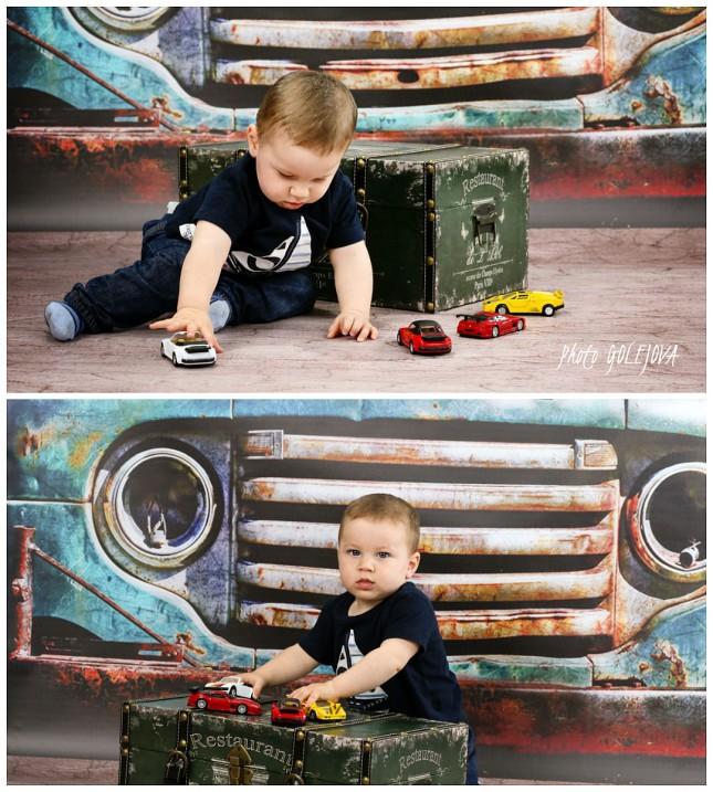 auto chlapec atelier