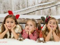 rodinne fotenie atelier vianoce