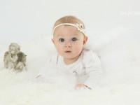 anjel v detskom telicku