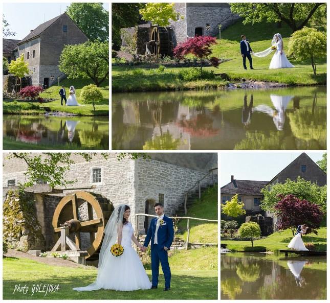 10 zahoracka svadba v mlyne pri rybniku