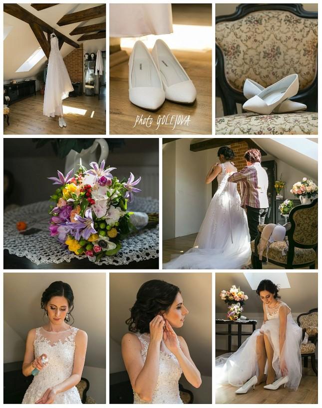 26 svadobne pripravy nevesta