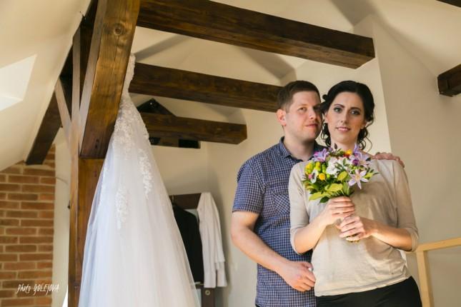 26 svadobne pripravy v dome