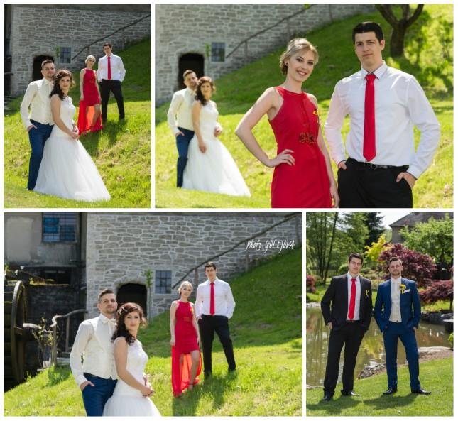spolocne fotky svadba