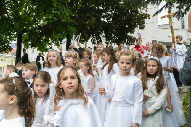 prijimanie kostol De Paul fotografka