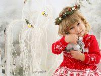 deti vianoce atelier
