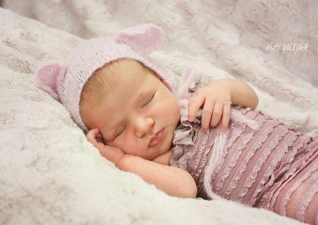 novorodenec fotka