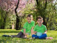 deti v prirode
