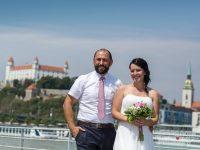 svadba na lodi