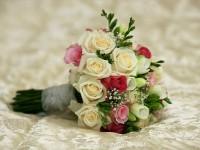 svadobná kyticka