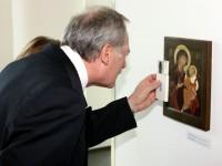 vernisaz Ruska ikona Bratislava