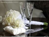 pohare svadobne na pripitok, gravirovanie poharov