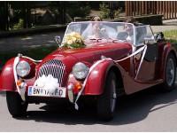 veteran auto na svadbu