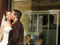 Hotel City Bratislava, svadba Modry kostolik
