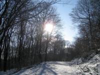 zima na Slovensku
