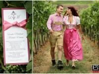 fotenie pre svadobne oznamenie