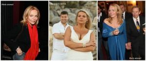 dvojnícka herecky Veskrnovej a manzelky prezidenta CR Havlova