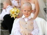 oblecenie chlapca na svadbu
