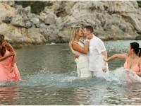 fotenie svadby pri mori