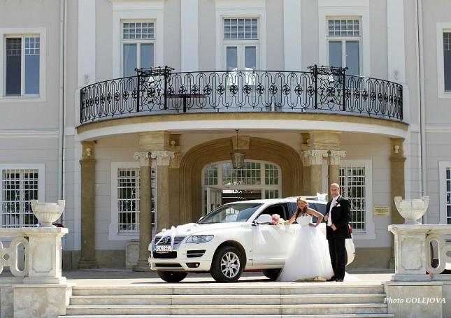 17 svadobne auto