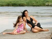 portret mama a dcera