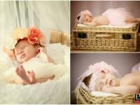 fotografia novorodenec
